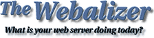 The Webalizer Logo