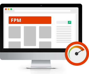 FPM Page Speed Logo